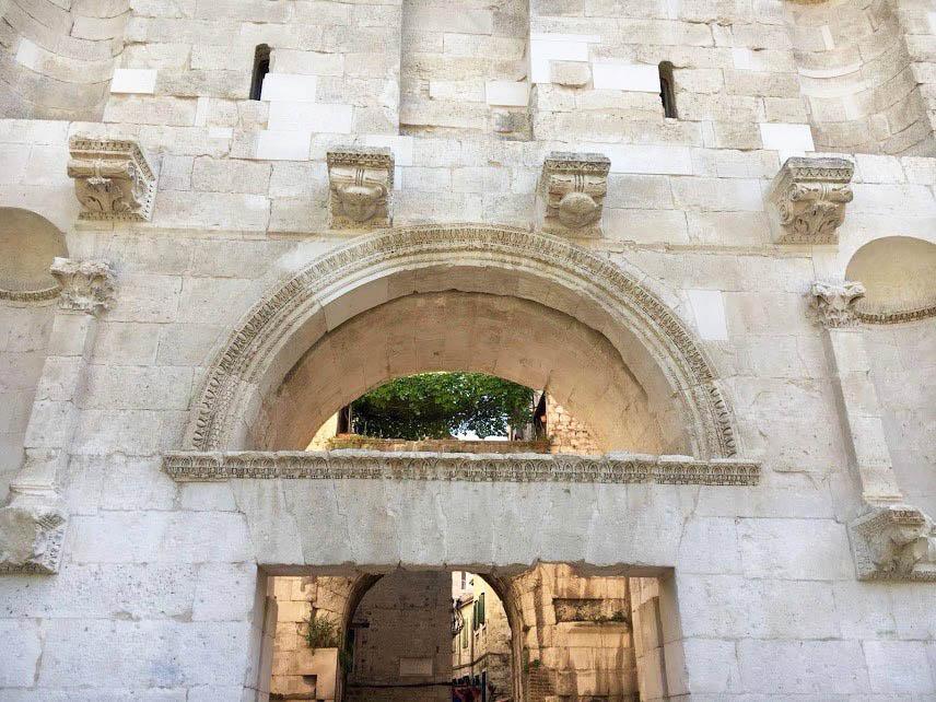 Diocletian's Palace Croatia