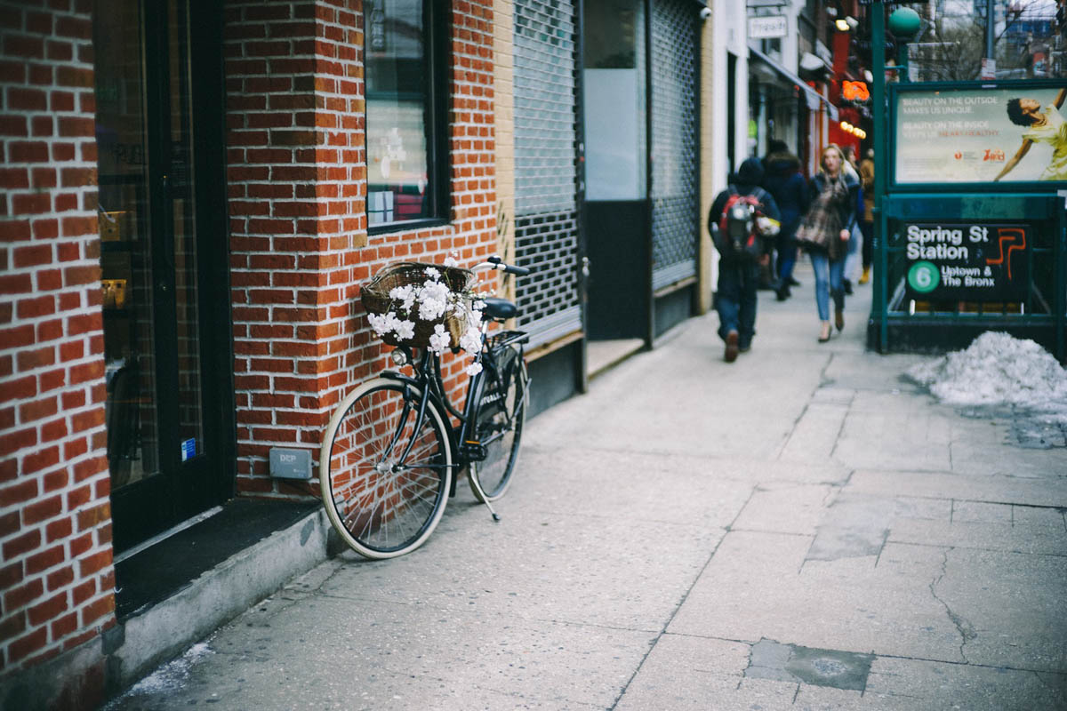 Bicycle NYC