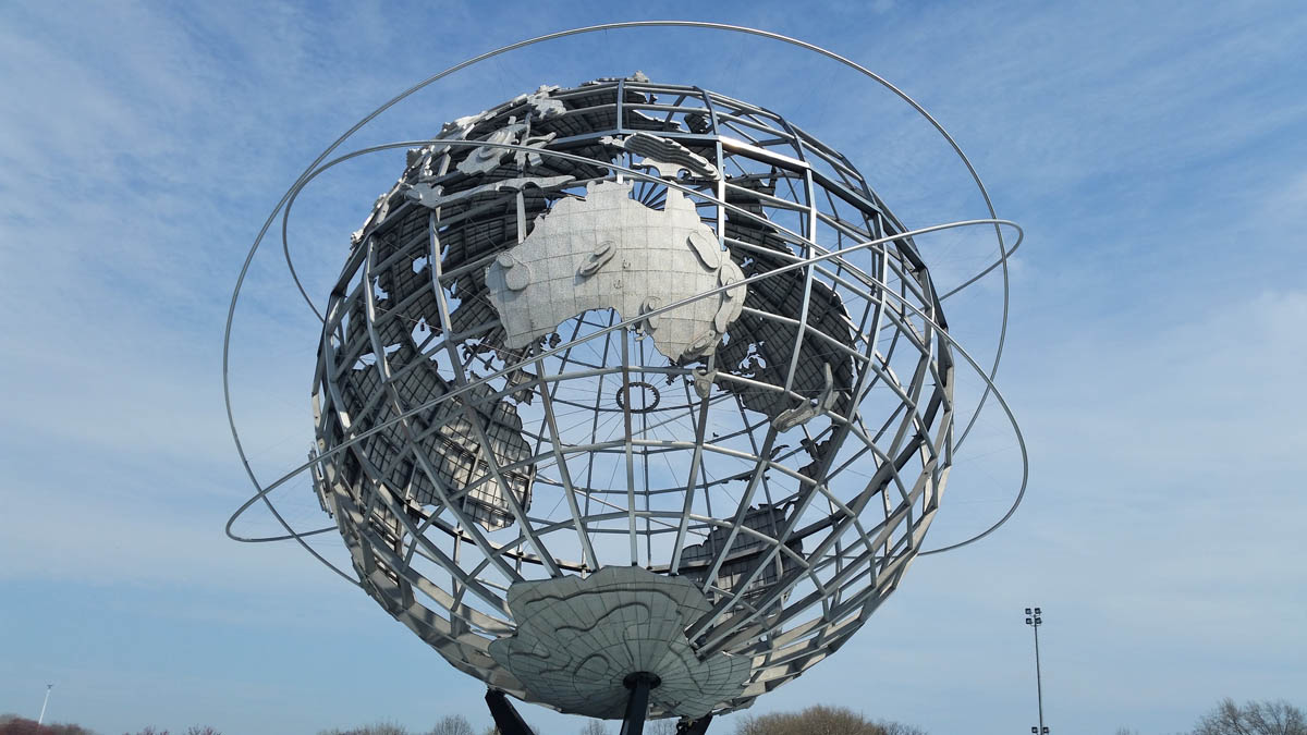 World's Fair Globe NYC