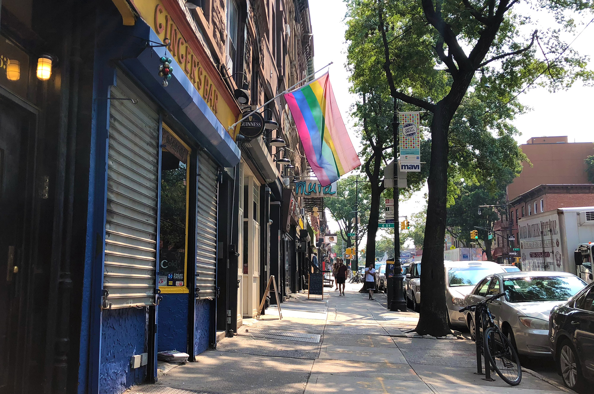 Park Slope Street