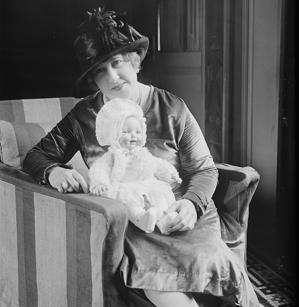 Photo of Beulah Louise Henry